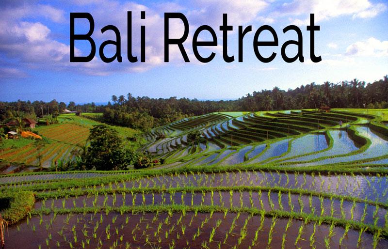 Bali Retreat 2017