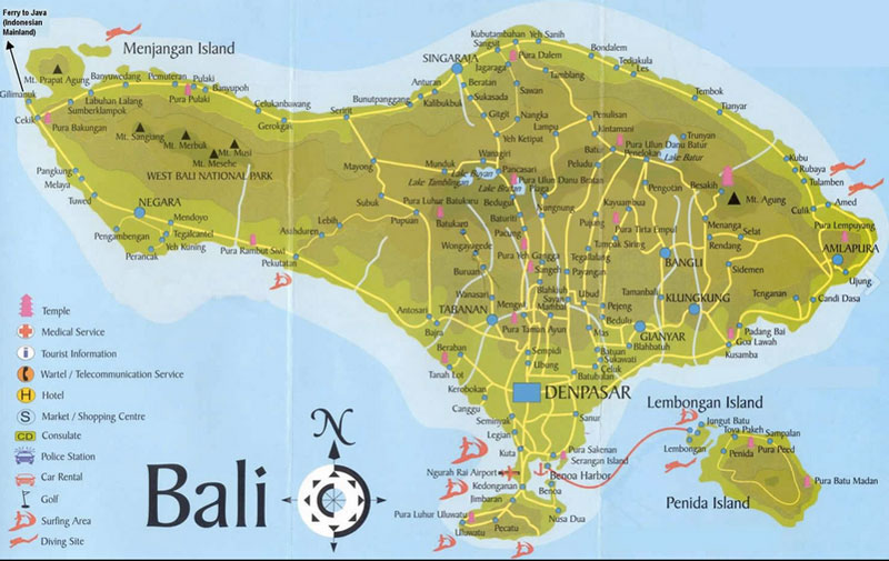 Bali? Bali! (And a new podcast!)