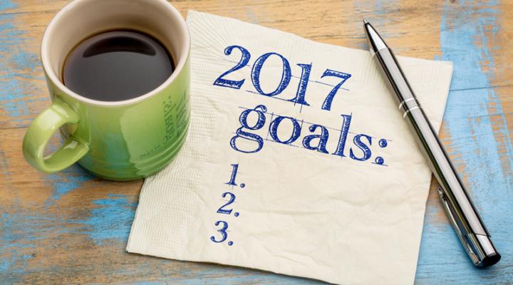 2017: DREAM, ACHIEVE, CELEBRATE – here's how…