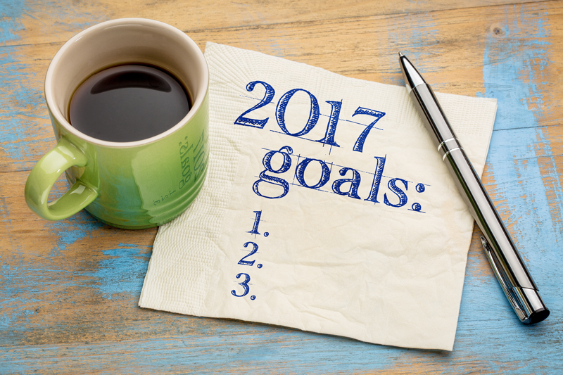 2017: DREAM, ACHIEVE, CELEBRATE – here's how…